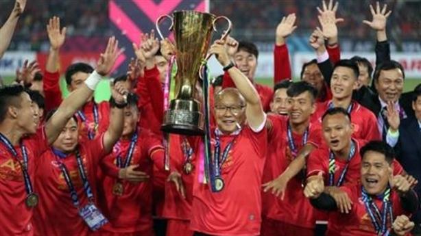 Tin vui 2021, ông Park và tuyển Việt Nam sẽ tiến xa?