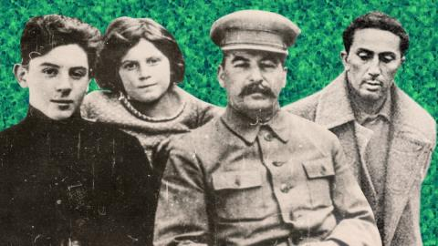 Số phận con cháu của lãnh tụ Stalin ở Liên Xô