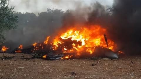 Avtobaza-M tại Hmeimim khiến 2 UAV tấn công Mỹ đâm vào nhau?