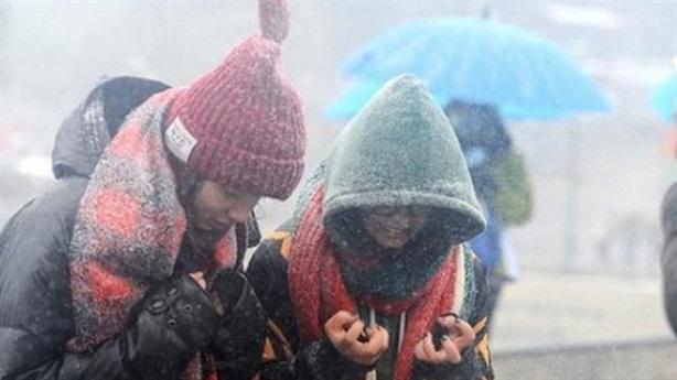 Có nơi ở miền Bắc lạnh rét 8 độ C