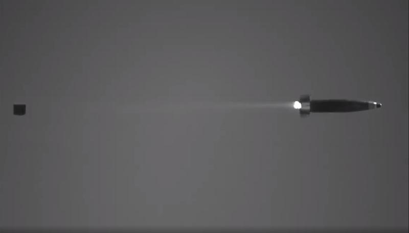 Theo hình ảnh được công bố, đạn dẫn đường Excalibur S đã tấn công chính xác vào mục tiêu di động trong cuộc thử nghiệm có sự phối hợp với Hải quân Mỹ. Điều đặc biệt ở phiên bản Excalibur S thử nghiệm thành công là chúng được dẫn đường bằng cả hệ thống GPS hoặc dẫn hướng laser. Kết quả thử nghiệm cho thấy, quả đạn đã tấn công trúng mục tiêu với độ chính xác gần như tuyệt đối.