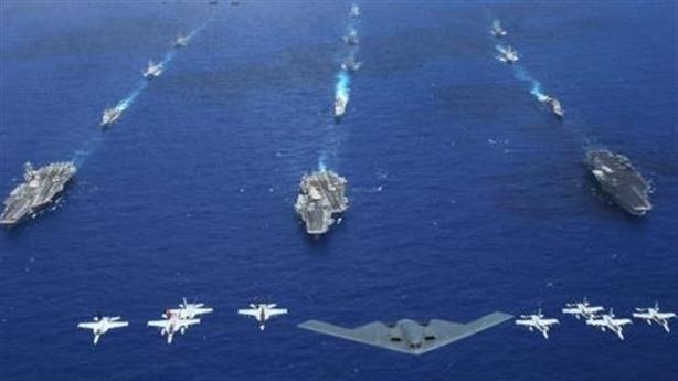 Quân đội Mỹ không thích hợp đối đầu Nga-Trung?