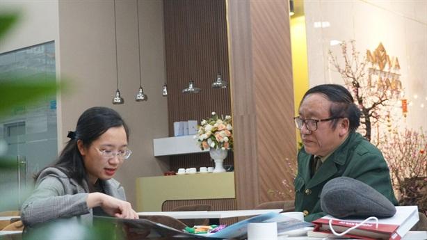 Chuyện nhà thơ Trần Đăng Khoa mua nhà được lãi 13%/năm