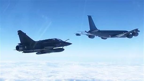 Su-27 đuổi, Mirage tìm kiếm gì ở biển Đen?