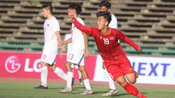 Trương Việt Hoàng: Không có chuyện Danh Trung sang Nhật thi đấu
