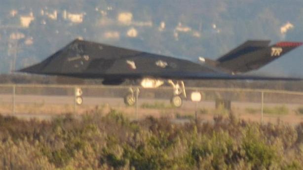 Nhiệm vụ của F-117 Nighthawk khi quay lại Không quân Mỹ