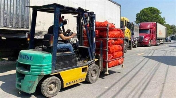 Tháo gỡ việc lưu thông hàng giữa Hải Dương-Hải Phòng: 'Tin vui'