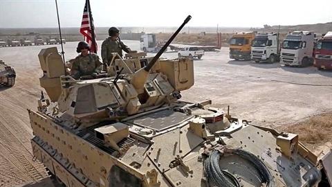 Mỹ đang xúc tiến kế hoạch chiếm hẳn miền Bắc Syria?