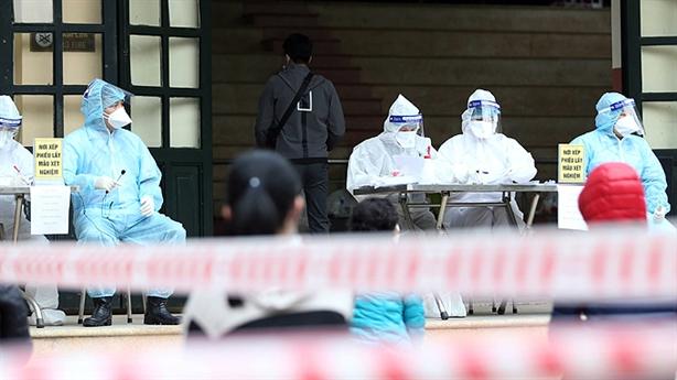 Hà Nội: Một bệnh nhân ở Cầu Giấy tái dương tính SARS-CoV-2