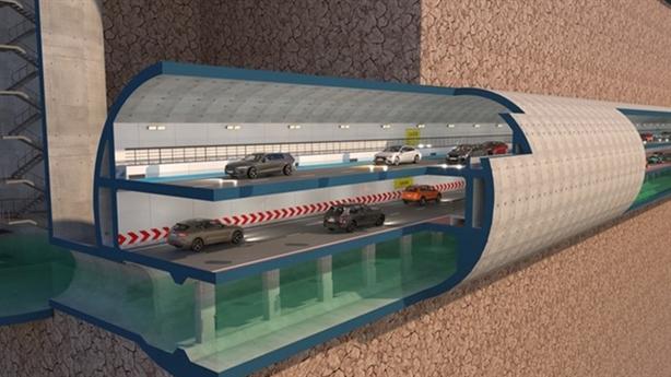 Làm hầm chống ngập-đường giao thông dưới sông Tô Lịch...