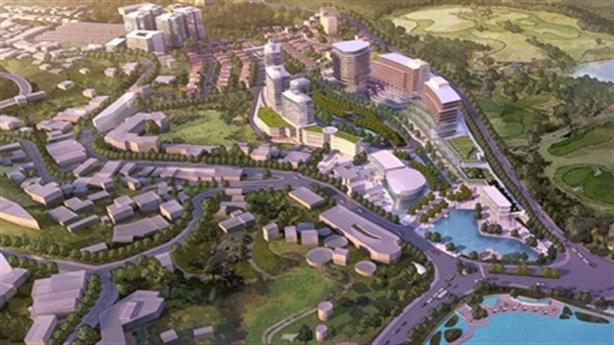 Đại gia Nguyễn Cao Trí lộ diện tại siêu dự án 25.000tỷ