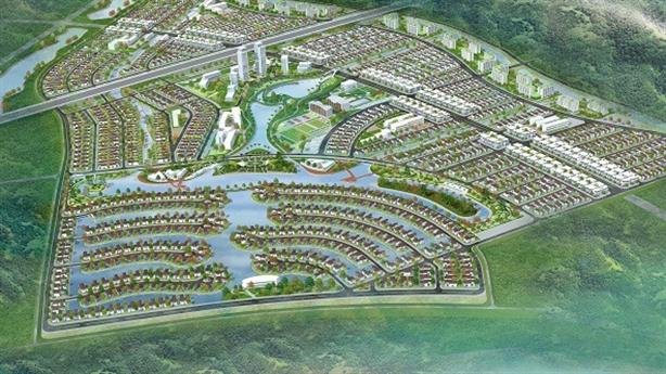 Dự án 10.000tỷ của đại gia Hà Thành bị chỉnh quy hoạch