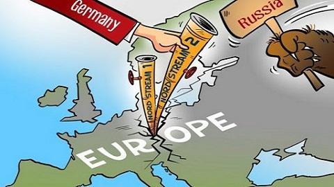 Nord Stream 2 bị ép biến thành dự án địa-chính trị