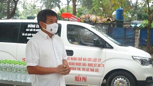Ông Đoàn Ngọc Hải: 'Thấy tiền tôi không hoa mắt'