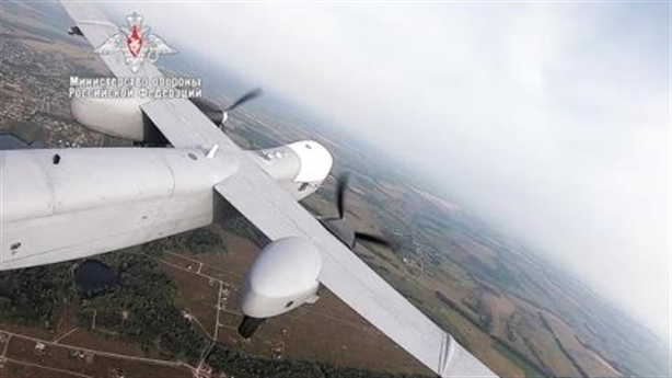 "Bí ẩn UAV mới ""ALTIUS"" của Nga"