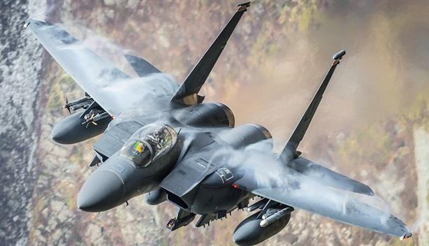 Loại vũ khí F-15E khiến 17 dân quân thân Iran thiệt mạng