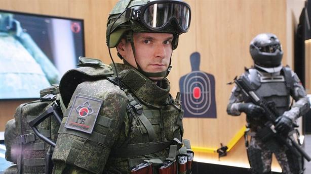 Binh sĩ Nga bán trộm 56 bộ quân phục Ratnik