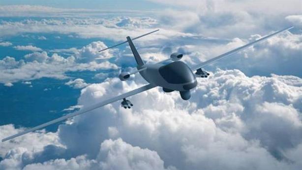 Máy bay không người lái trinh sát- tấn công EU.Eurodrone MALE