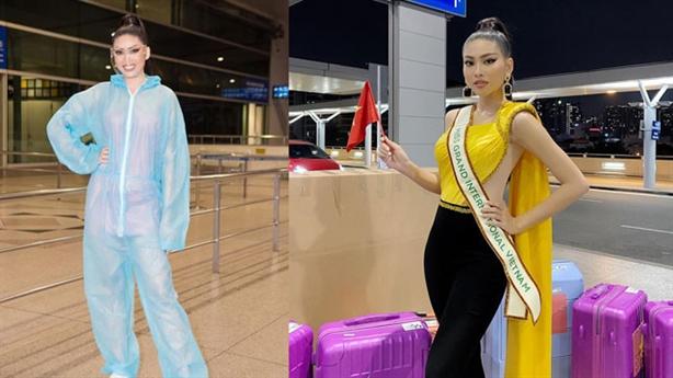 Sang Thái thi hoa hậu,người đẹp Việt mạo hiểm hay dũng cảm?
