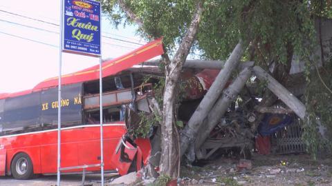 Tai nạn giao thông thảm khốc, 3 người tử nạn