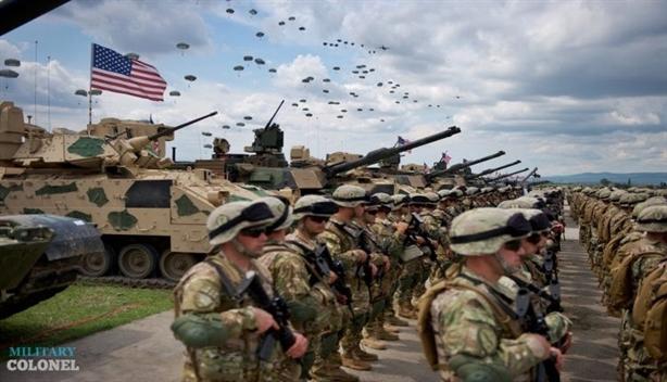 Mạng lưới quân sự Mỹ khổng lồ nhưng kém hiệu quả