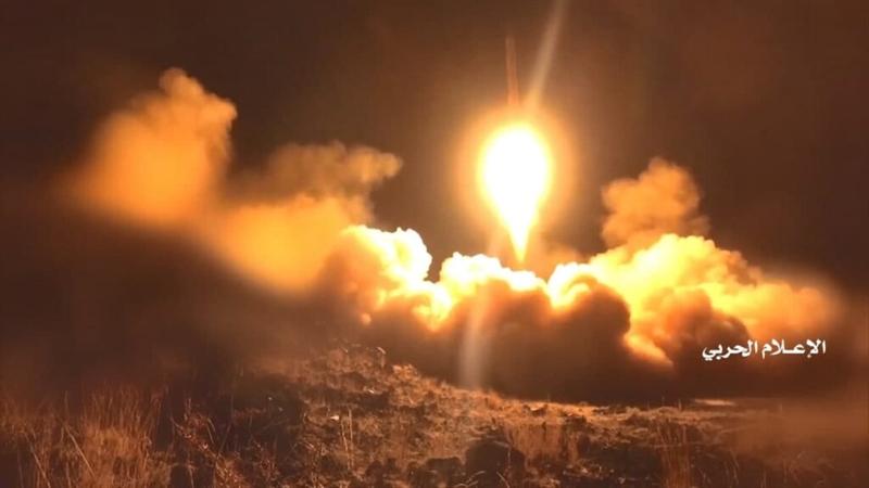 Trong cuộc tấn công, Houthi đã phóng 5 tên lửa đạn đạo tầm xa nhất của lực lượng này là Burkan-3. Cùng với đó, hơn 10 máy bay tấn công không người lái cũng tham gia vào đợt tấn công Saudi làn này.