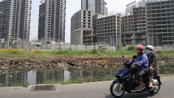 Các ngân hàng tiếp tục tăng phát mãi bất động sản?