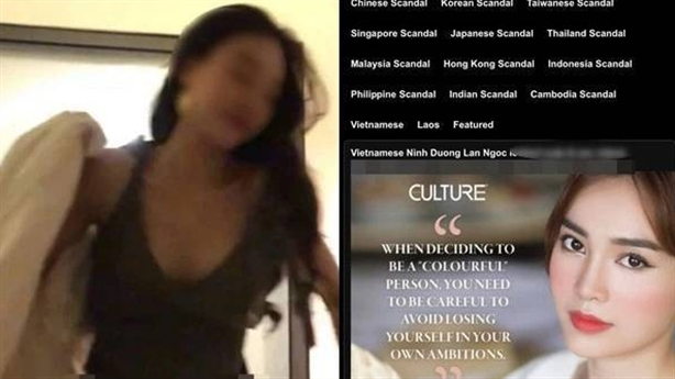 Ồn ào nghi clip nóng: Ninh Dương Lan Ngọc nói sự thật