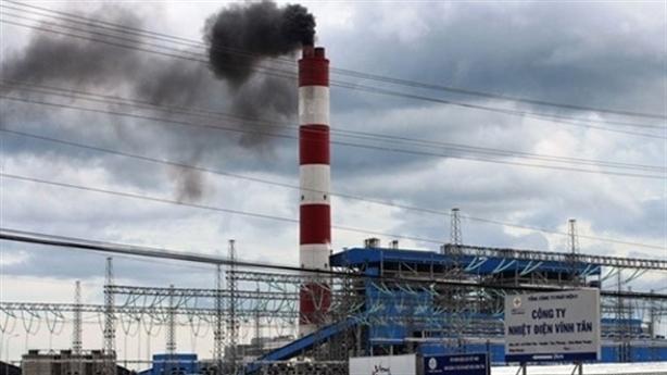Kiến nghị không phát triển thêm dự án điện than mới