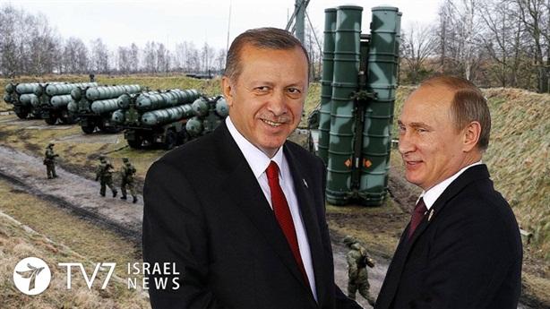 Mỹ trừng phạt kiểu gãi ngứa, Thổ mua thêm S-400