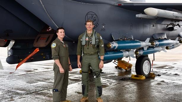 F-15E làm gì với chiến thuật 'Triển khai Chiến đấu Linh hoạt'?