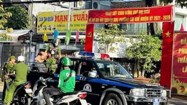 Nổ súng ở TP Cần Thơ: Hỗn chiến khi đòi nợ