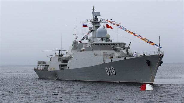 Việt Nam điều 2 chiến hạm mạnh nhất dự Army Games