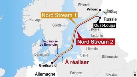 Nord Stream-2: Lời khuyên ông Biden không nên lịch sự với Đức