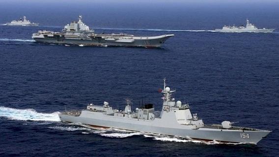 Trung Quốc tăng chi tiêu quân sự năm thứ 6 liên tiếp