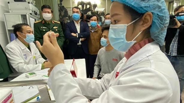 Bộ Y tế phân bổ vaccine COVID-19 cho các tỉnh thành