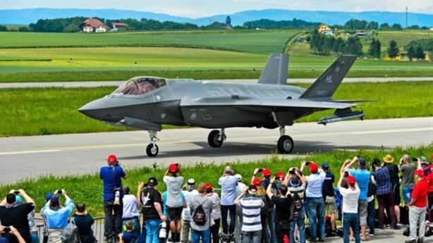 Lockheed Martin cứu vãn danh dự cho F-35