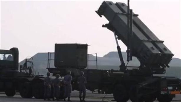 Patriot Mỹ sẽ...phóng tên lửa phòng không Israel sản xuất
