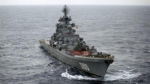Báo NI: Đô đốc Nakhimov đủ sức đánh chìm mọi chiến hạm
