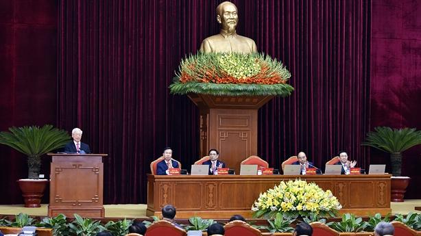 Giới thiệu nhân sự ứng cử chức danh lãnh đạo Nhà nước