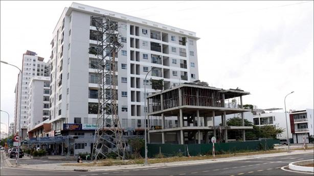 Nha Trang xử phạt nghiêm một công ty xây không phép