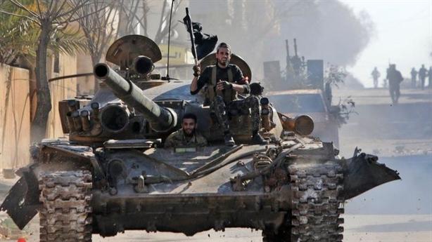 SAA giải phóng một phần Idlib dưới sự yểm trợ của Nga