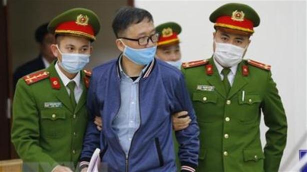Bất ngờ nhân vật ông Trịnh Xuân Thanh khai tại tòa