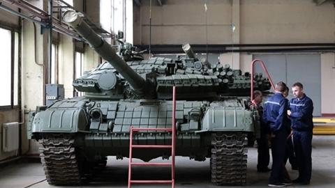 Ai nhận những chiếc T-72 của Liên Xô còn lại ở Ukraine?