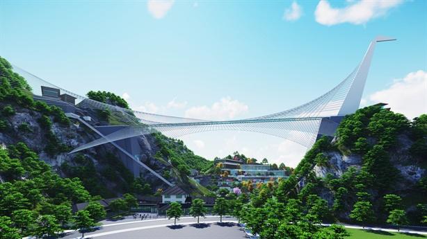 Yoko Onsen Quang Hanh sẽ có tổ hợp công viên suối khoáng