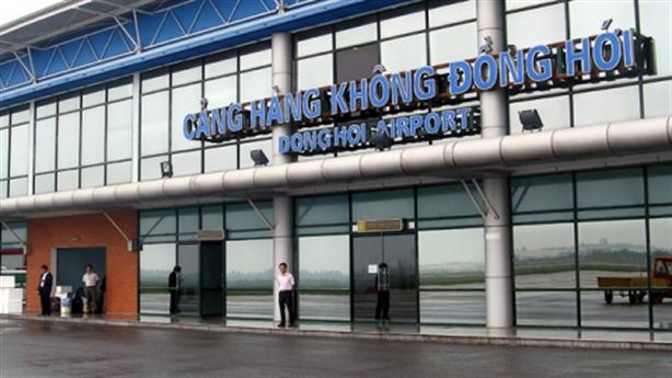 Quảng Bình xin làm sân bay quốc tế: Hội chứng mới?