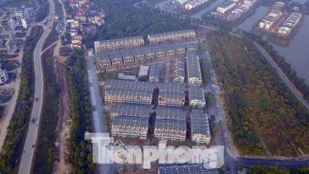 200 biệt thự Sago Palm Garden không phép: Xin Bộ...hướng xử lý