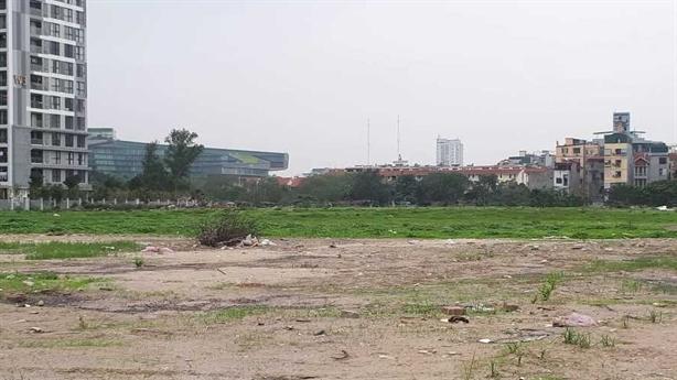 Các ông lớn ôm đất vàng ở Hà Nội