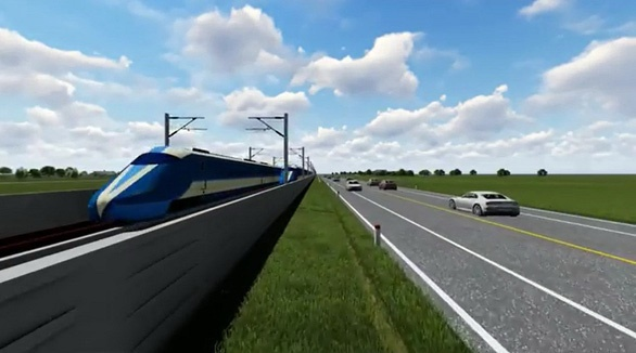Kiến nghị điều chỉnh hướng tuyến đường sắt cao tốc TP.HCM-Cần Thơ