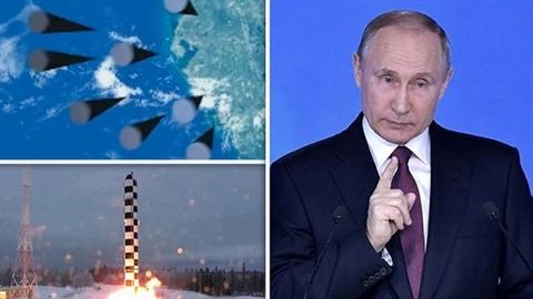 Ông Putin không rời khỏi
